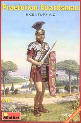 16006 - Praetorian Guardsman II century A.D. 1/16