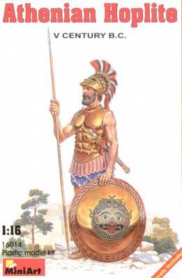 16014 - Athenian Hoplite V century B.C. 1/16