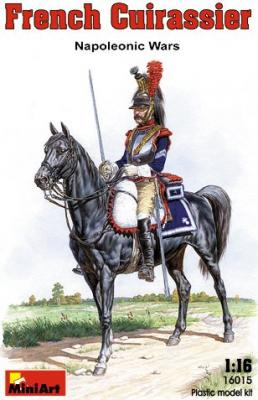 16015 - French Cuirassier, Napoleonic Wars 1/16