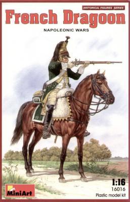 16016 - French Dragoon Napoleonic Wars 1/16