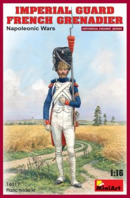 16017 - Imperial Guard French Grenadier Napoleonic War 1/16