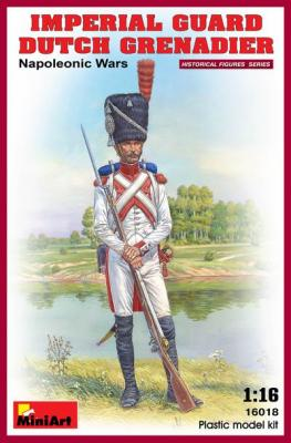 16018 - Imperial Guard Dutch Grenadier Napoleonic Wars 1/16