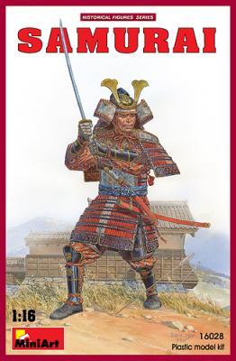 16028 - Samurai 1/16