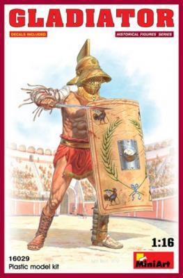 16029 - Gladiator Historical Figure 1/16
