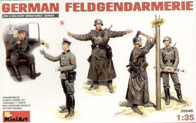 35046 - German Feldgendarmerie WW2