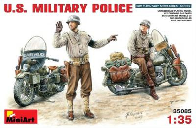 35085 - U.S. Miltary Police