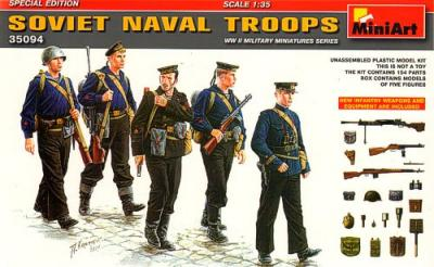 35094 - Soviet Naval Troops Special Edition