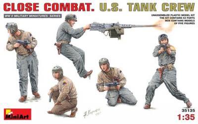35135 - Close Combat U.S. Tank Crew