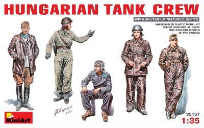 35157 - Hungarian Tank Crew