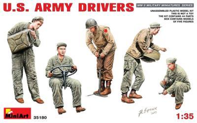 35180 - U.S. Army Drivers