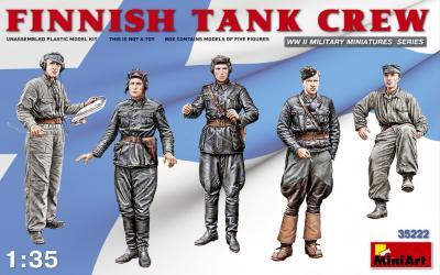 35222 - Finnish Tank Crew WWII