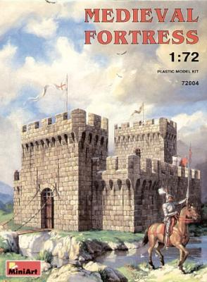 72004 - Medieval Fortress 1/72