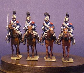 nap-004 - Belgian Carabiniers 1815 1/72