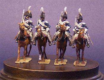 nap-008 - Dutch Carabiniers 1815 1/72