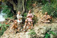 NIK-IND 02 - Waldindianer beim Pow Wow 1/72