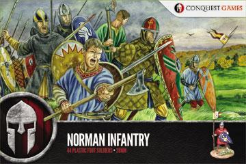 CG2 - Norman Infantry 28mm