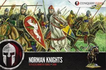 CG1 - Norman Knights 28mm