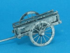 NR-F07 - French ammunition cart An XI-System 1/72