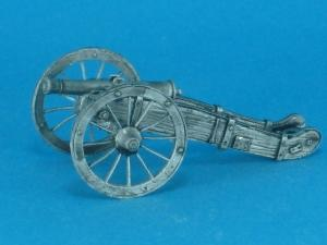 NR-F10 - French 6 pdr. cannon An XI-System 1/72