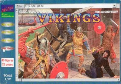 72004 - Vikings 1/72