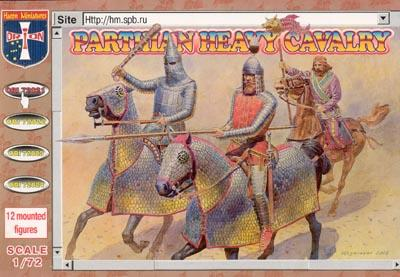 72021 - Parthian Heavy Cavalry 1/72