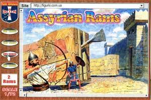 72022 - Assyrian Rams 1/72