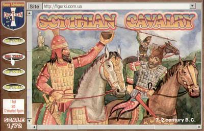 72024 - Scythian Cavalry 1/72