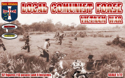 72056 - Local Communist Force Vietnam War 1/72