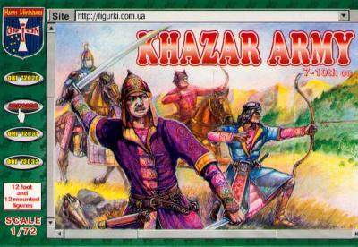 72030 - Khazar Army 1/72