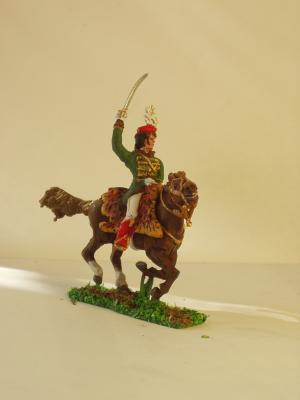 JS72/0274 - Murat au Galop (en Commandant de la cavalerie de la Grande Armée) 1/72