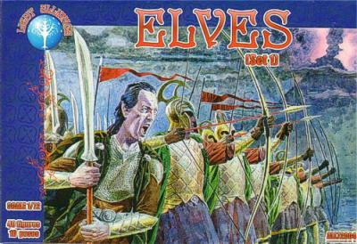 72004 - Elves set 1 1/72