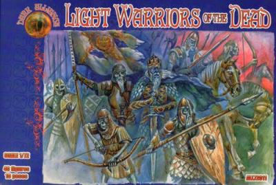 72011 - Light Warriors of the dead 1/72