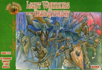 72013 - Light Warriors of the dead Cavalry 1/72