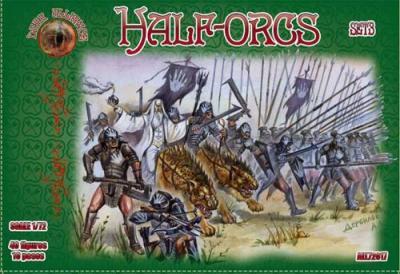 72017 - Hald Orcs set 3 1/72