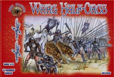 72018 - Wargs half orcs 1/72