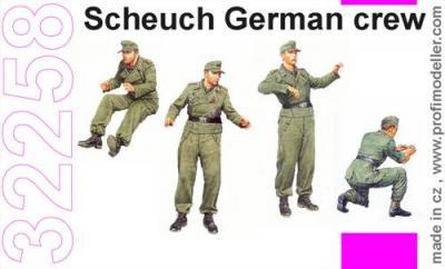 32258P - Scheuch German Crew