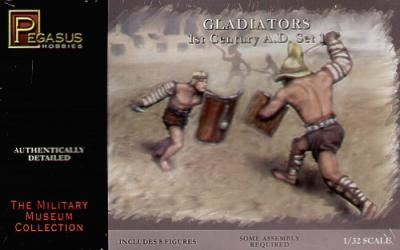 3201 - Gladiators Set 1