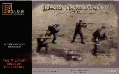 3203 - Soviet Naval Infantry WWII