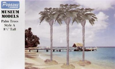 6501 - Large Palm Trees Style A 22cm