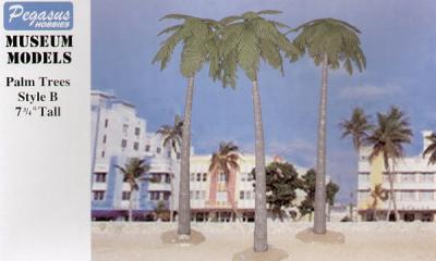 6502 - Large Palm Trees Style B 19cm