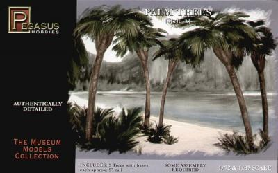 6503 - Small Palm Trees Style A 12cm