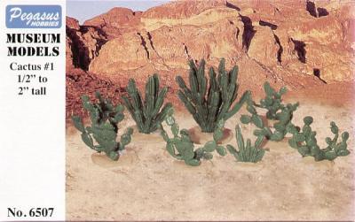 6507 - Large Cactus 13-50mm