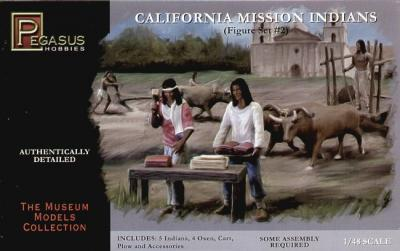 7005 - California Mission Indians Set 2