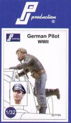 321104 - German (WWII) pilot boarding aircraft