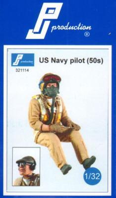 321114 - U.S. Navy pilot of the 50s