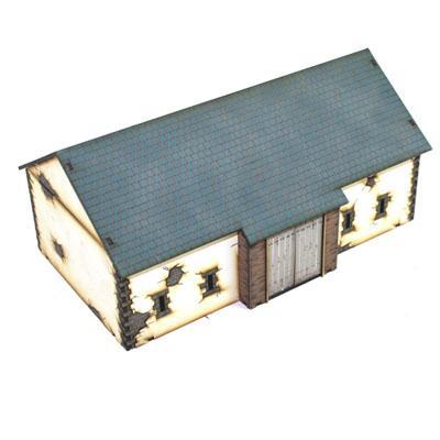 4G20005 - Threshing Barn 1/72