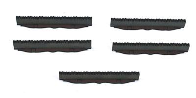 4G20008 - Straight stone wall sections 1/72