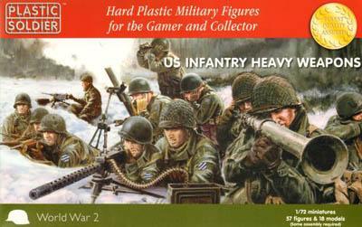 WW2020007 - US Infantry Heavy Weapons 1/72