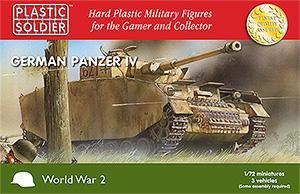 WW2V20002 - Pz.Kpfw.IV 1/72