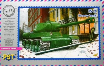 72002 - Jozef Stalin IS-2 1943 1/72